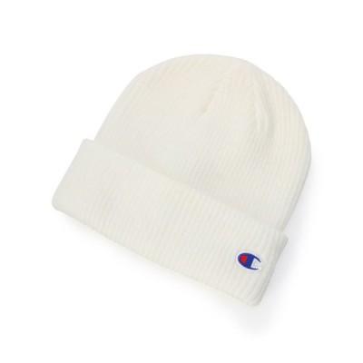 WORLD ONLINE STORE SELECT / Champion リブニット帽 WOMEN 帽子 > ニットキャップ/ビーニー