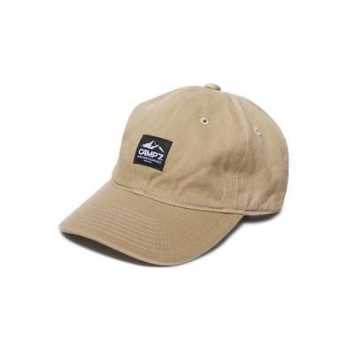 帽子 キャップ CAMP7 TWILL LOW CAP