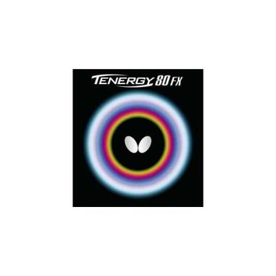バタフライ 卓球ラバー(レッド 特厚) テナジー 80 FX BUT-05940-006-TA 返品種別A