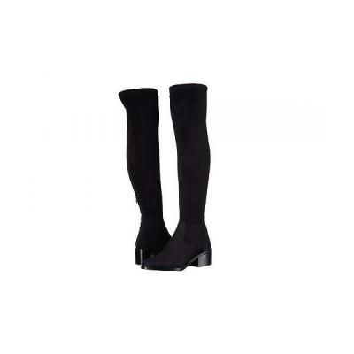 Steve Madden スティーブマデン レディース 女性用 シューズ 靴 ブーツ ロングブーツ Georgette Over the Knee Boot - Black