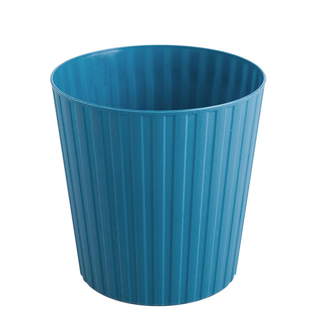 居家家迷你桌面垃圾桶廢紙簍家用床頭收納桶小號辦公室分類拉圾筒【現貨】