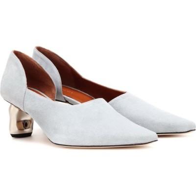 レジーナ ピヨ Rejina Pyo レディース パンプス シューズ・靴 casey suede pumps Grey/Silver
