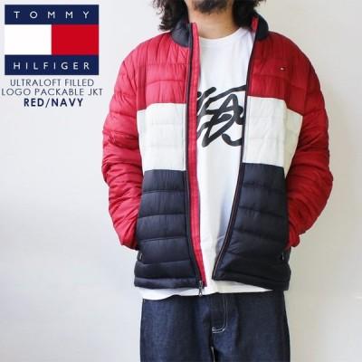 TOMMY HILFIGER トミー ヒルフィガー パッカブル クラシック ジャケット メンズ アウター M L XL XXL 大きいサイズ おしゃれ ストリート ブランド
