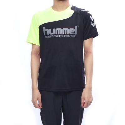 ヒュンメル hummel ハンドボール 半袖プラクティスシャツ ハンドボールTシャツ HAP1142H