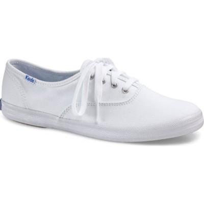 ケッズ Keds レディース スニーカー シューズ・靴 Champion Oxford Canvas Sneaker White
