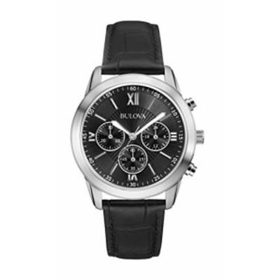 腕時計 ブローバ メンズ Bulova Men's Watch(Model: 96A173)