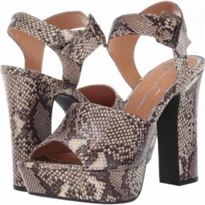 ジェシカシンプソン Jessica Simpson レディース サンダル・ミュール シューズ・靴 Naenia Neutral