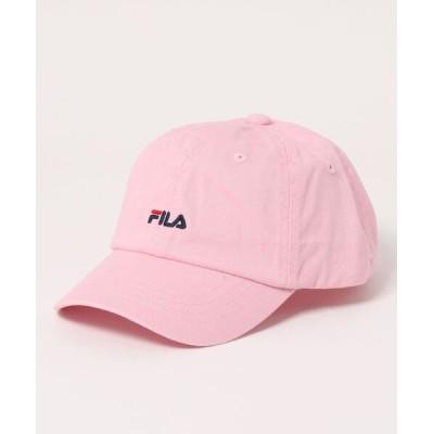 OVERRIDE / 【FILA】KIDS SMALL LOGO CAP / 【フィラ】キッズ スモール ロゴ キャップ KIDS 帽子 > キャップ
