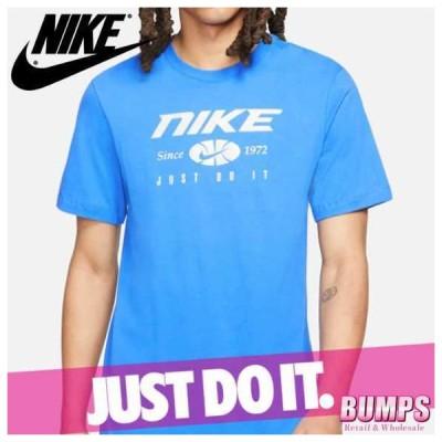 NIKE ナイキ プリントTシャツ 丸首 半袖 メンズ NY vs NY ニューヨーク ロゴ バスケットボール トップス 新作