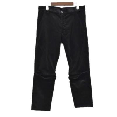 COMME des GARCONS SHIRT 19AW  コーデュロイパンツ W27135 ブラック サイズ:S (堀江店) 201115