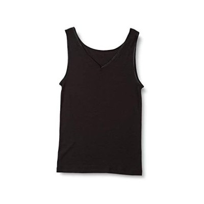 [グンゼ] タンクトップ シーファー・強撚綿100% CB2754 レディース (ブラック L)