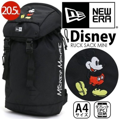 バックパック NEW ERA リュック ニューエラ ディズニー ミッキーマウス 正規品 リュックサック デイパック レディース メンズ ブランド