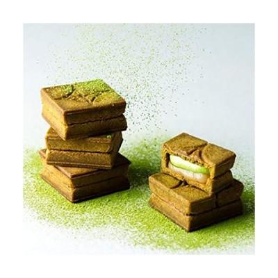プレスバターサンド 京都限定 抹茶 5個入り 専用箱 ショップ袋セット PRESS BUTTER SAND