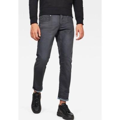 ジースター メンズ ジーンズ RADAR - Jeans Tapered Fit - grey