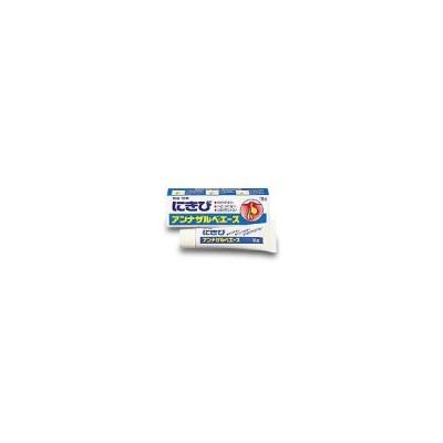 【第2類医薬品】エスエス製薬 アンナザルベ・エース 18g 塗布剤【YDKG-kj】