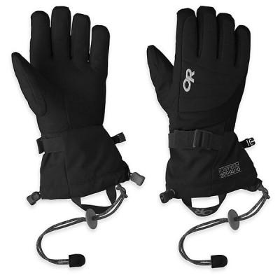 アウトドアリサーチ 手袋 レディース アクセサリー Outdoor Research Women's Revolution Gloves Black
