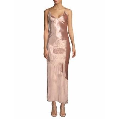 フルールドゥーマル レディース ワンピース Velvet Slip Dress