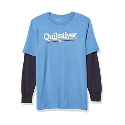 Quiksilver ボーイズ スクリーンTシャツ US サイズ: Large