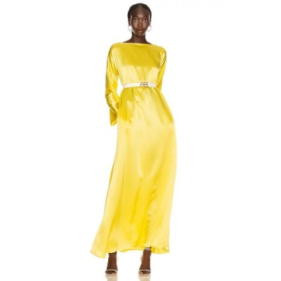 ベルナデッタ BERNADETTE レディース ワンピース ワンピース・ドレス katy long dress Primrose Yellow