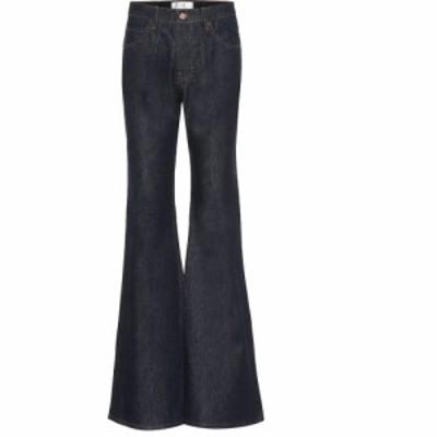 ヴィクトリア ベッカム Victoria Victoria Beckham レディース ジーンズ・デニム ボトムス・パンツ High-Rise Flared Jeans Raw
