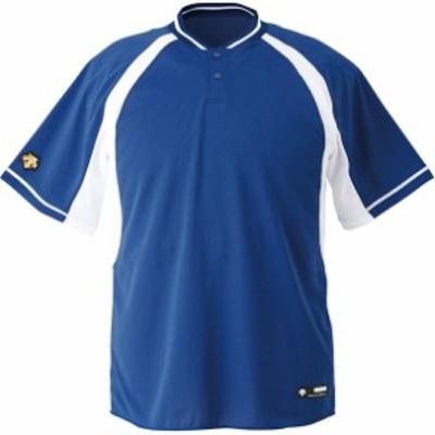 ジユニアベースボールシヤツ デサント(descente) ヤキュウソフトベースボールTシャツ (jdb103b-rysw)