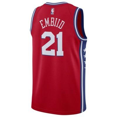 ナイキ Nike メンズ バスケットボール トップス NBA Swingman Jersey