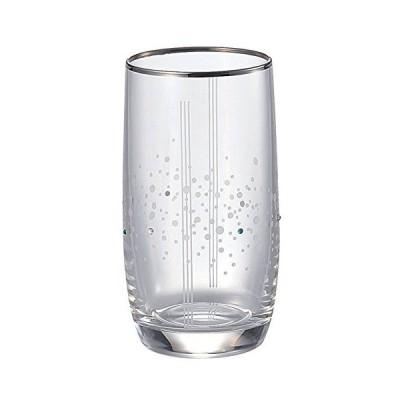 ソフィアート クリスタルグラス (ラインストーン付) タンブラー (化粧箱入) コウシ 13-163-9