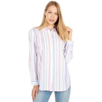 レディース シャツ トップス Casual Cotton Shirt