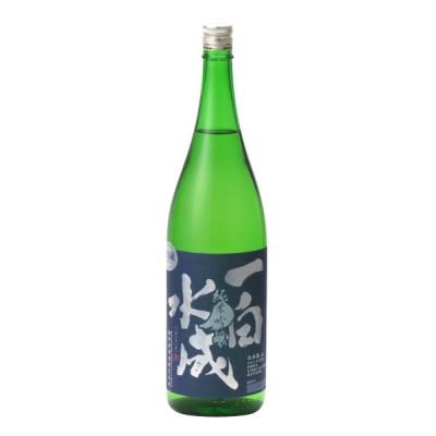 一白水成 純米吟醸 1800ml 日本酒 父の日 母の日 お中元 あすつく ギフト のし 贈答品