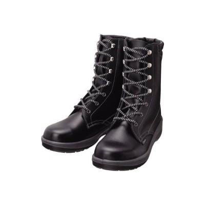 シモン 安全靴[長編上靴]7533黒25.5cm 7533N-25.5