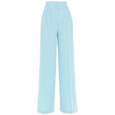 HEBE STUDIO/へべスタジオ Azzurro New girlfriend trousers レディース 春夏2021 H204GFPNPRCBYB ju