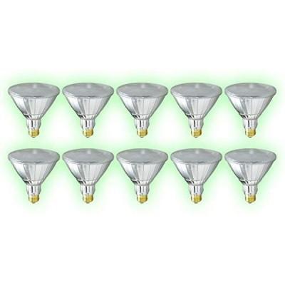 10個セット LED電球 E26 150W 相当 調光器対応 ハロゲン スポットライト 昼白色 1500lm LDR17ND-W38-10