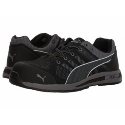 PUMA Safety プーマ メンズ 男性用 シューズ 靴 スニーカー 運動靴 Elevate Composite Toe SD Black【送料無料】