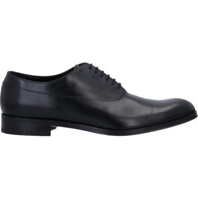 ポールスミス PAUL SMITH メンズ シューズ・靴 laced shoes Black