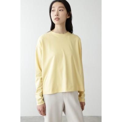 ◆「FOOD TEXTILE」スムース 長袖Tシャツ
