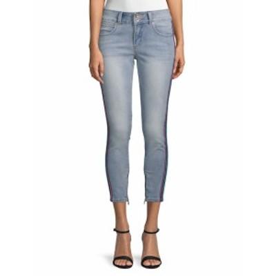 リー&ヴィオラ レディース パンツ デニム Washed Cropped Jeans
