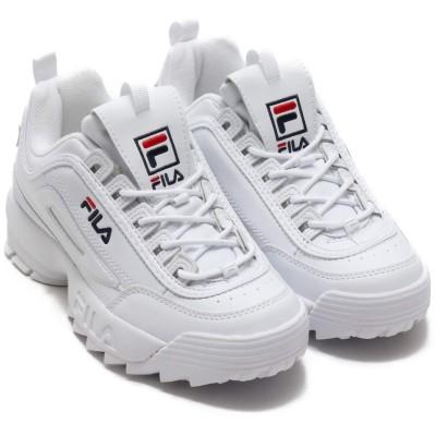 フィラ FILA FILA Disrupter 2 (WHITE)