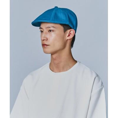 【オーバーライド】 OVERRIDE JAPAN LINEN HUNTING メンズ ブルー 60cm OVERRIDE