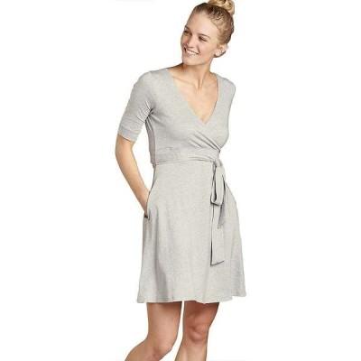 トードアンドコー レディース ワンピース トップス Toad & Co Women's Cue Wrap CafT Dress