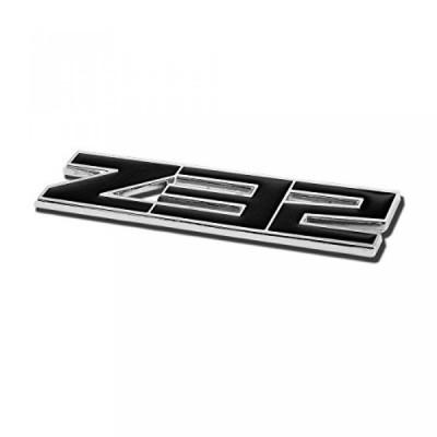 全国配送料無料!エンブレム デカールのロゴ トリム バッジ「Z32」を金属 (ブラック) 海外正規流通品 並行輸入品