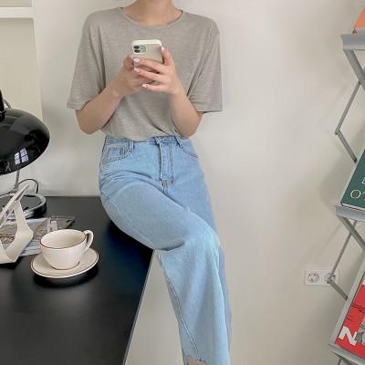 メイリネン半袖Tシャツ いよいよQOO10入店!大人気韓国女性ファッションブランド「REALCOCO」入店イベ