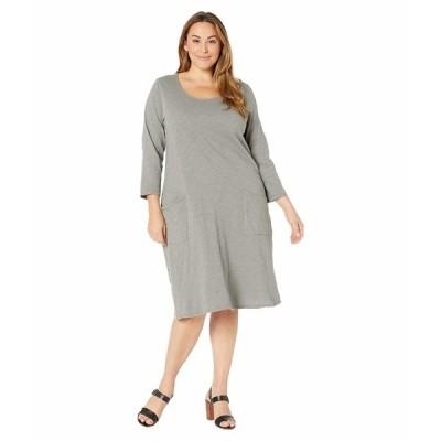 フレッシュプロデュース ワンピース トップス レディース Plus Size Dalia Dress Shadow