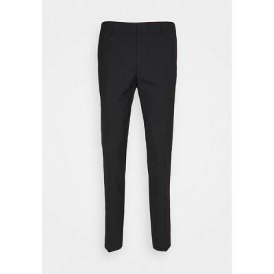 フィリッパコー カジュアルパンツ メンズ ボトムス LIAM TROUSER - Trousers - black