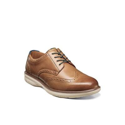 ノンブッシュ メンズ スリッポン・ローファー シューズ Maclin St. Wing Tip Dress Oxford Shoes
