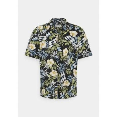 ジャック アンド ジョーンズ シャツ メンズ トップス JJGREG PLAIN - Shirt - black