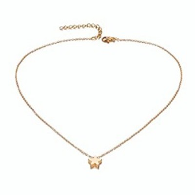 Star Choker Necklace Gold Star Necklace for Women Dainty Choker Necklace Brandy Melville Necklace Jewelry Gift