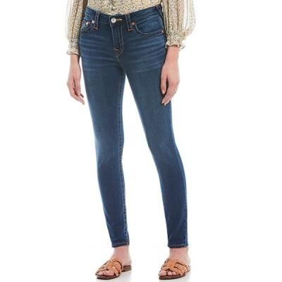 トゥルーレリジョン レディース デニムパンツ ボトムス Jennie Curvy Skinny Jeans