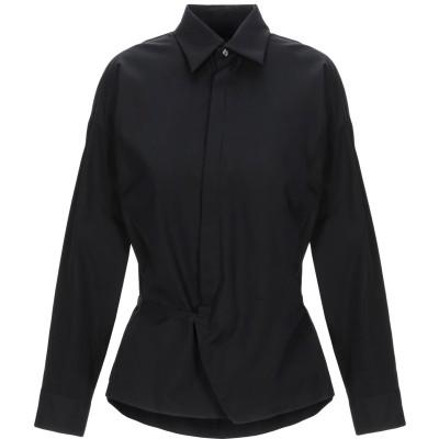 ディースクエアード DSQUARED2 シャツ ブラック 48 コットン 100% シャツ