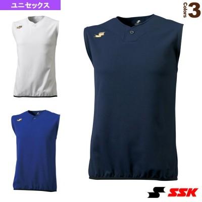 エスエスケイ 野球ウェア(メンズ/ユニ)  トレーニングノースリーブシャツ(BTN2320)