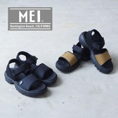 MEI エムイーアイー サンダル Xpac SANDAL メンズ MEI-SDM-200001 メイ スポーツサンダル X-pac アウトドア キャンプ